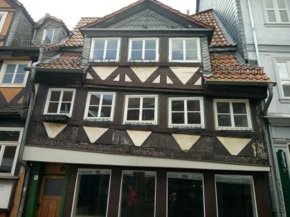 The oldest building in Braunschweig