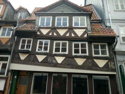 The oldest building in Braunschweig